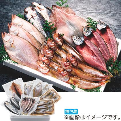日本海のとれとれ干物セット B