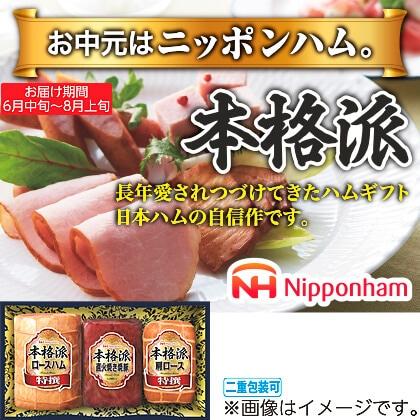 日本ハム本格派ギフト NH−480