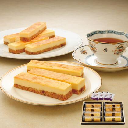 スティックチーズケーキ ティータイムセット