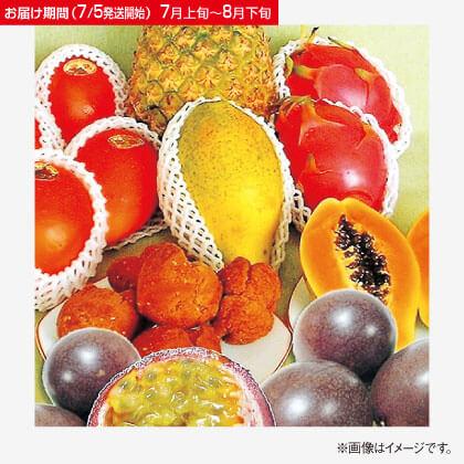 沖縄のお中元得々セット(5種類)