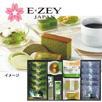 E−ZEY JAPAN 抹茶和洋菓子×AGFドリップコーヒー「煎」詰合せ