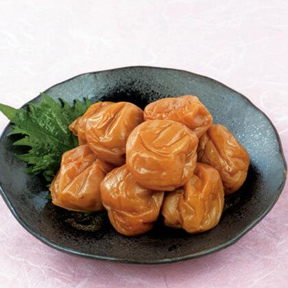 紀州香壌栽培梅干「香壌乃梅」