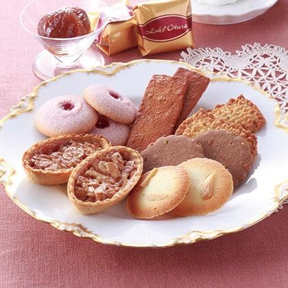 マロングラッセ&クッキー詰合せ