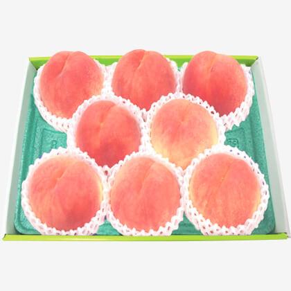 JA笛吹の水蜜桃