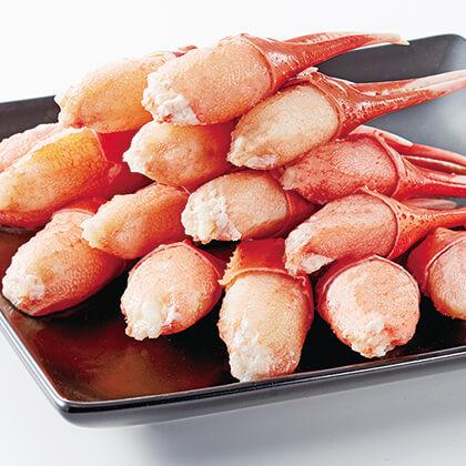 紅ずわい蟹爪肉300g