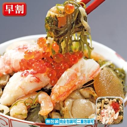 海の十宝 海鮮松前丼の具