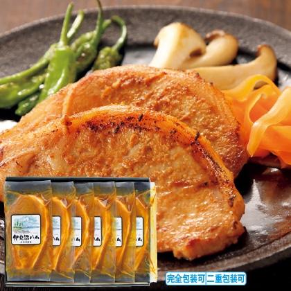 「宮城県産」豚ロース味噌漬け
