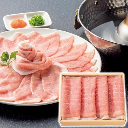 蓼科産豚 ロース肉しゃぶしゃぶ用