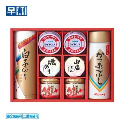 のり・かつおぶし・瓶詰・缶詰セット SIT−40