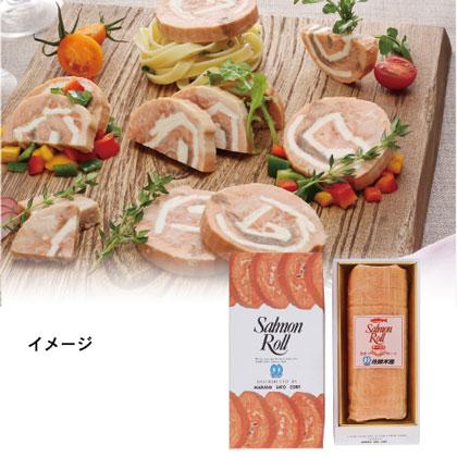 佐藤水産 秋鮭サーモンロールチーズ入り