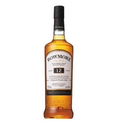 シングルモルト スコッチウイスキー  ボウモア12年(ウィスキー40度700ml×1)