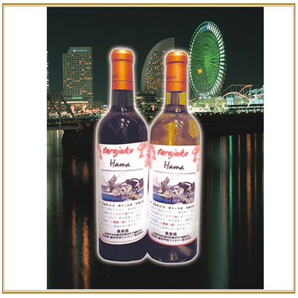 濱の樽熟ワイン赤白セット