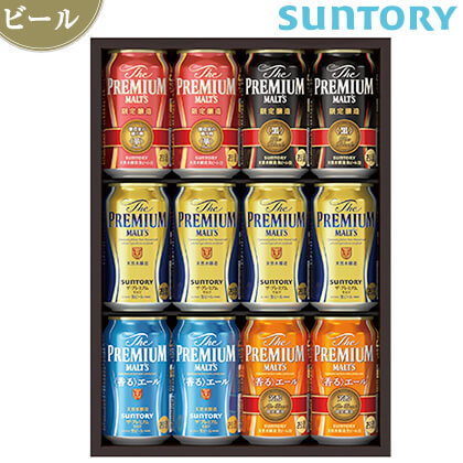 サントリー ザ・プレミアム・モルツ-華-冬の限定5種セットA/ビール/YC30N