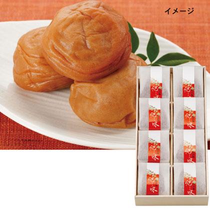 紀州みかん蜂蜜入梅干(紀味)8粒(木箱)