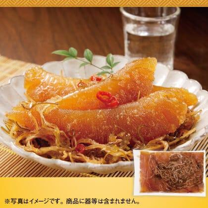 函館の老舗「布目」の黄金(こがね)松前漬