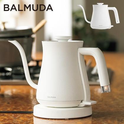 [バルミューダ] BALMUDA The Pot 電気ケトル ホワイト