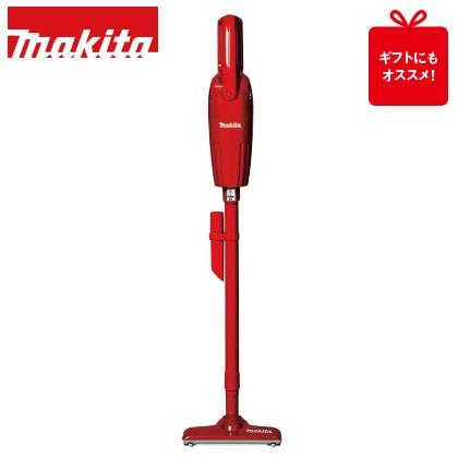[マキタ] 充電式クリーナー レッド