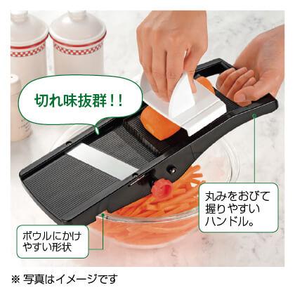刃物産地で作られた日本製スライサー
