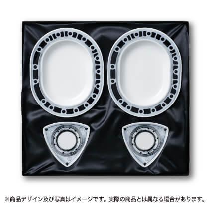RX−7ローター・ハウジング皿セット