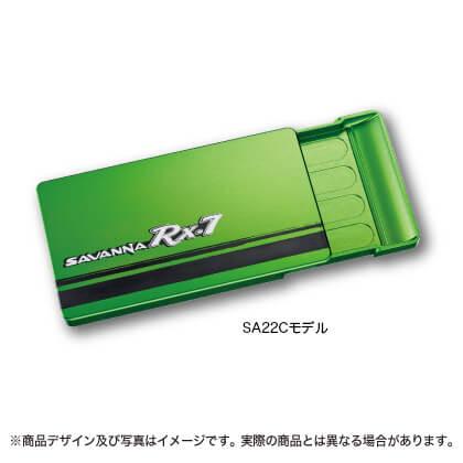 ジュラルミンカードケース RX−7 SA22Cモデル