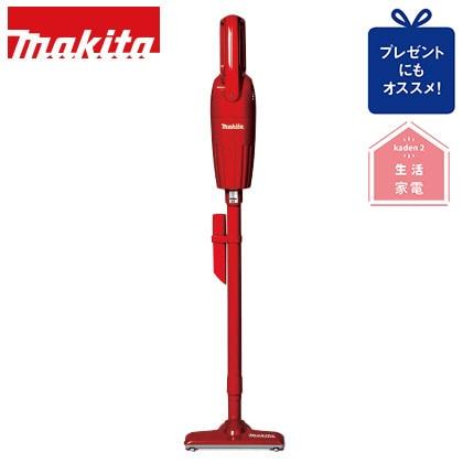[マキタ]充電式クリーナー レッド