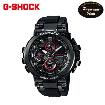 [G−SHOCK]ソーラー電波リストウォッチ ブラック