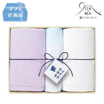 [日本の極み]笑顔をつくるおぼろタオルB ピンクB