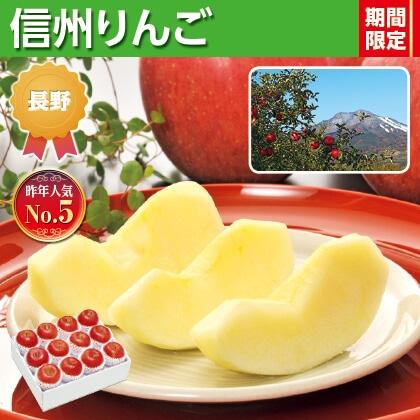 信州りんご特秀4kg