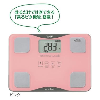 〈タニタ〉体組成計 BC−718(ピンク)