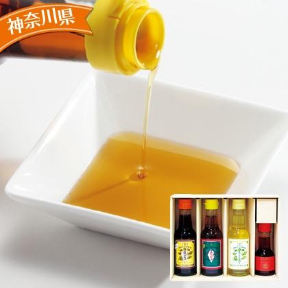 ごま油とラー油の詰合せ