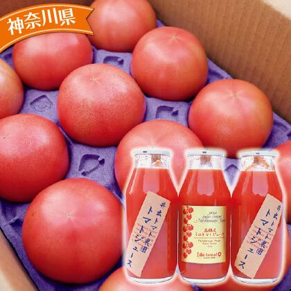 トマト&トマトジュース