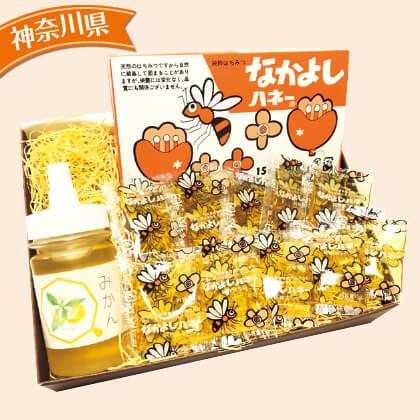 国産蜂蜜ギフトセット(1)