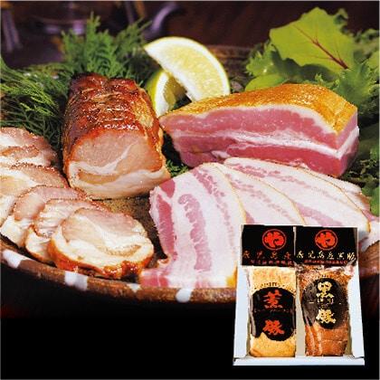 <コワダヤ> スモークベーコンと黒豚の焼豚