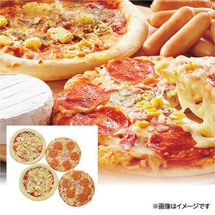 <イトー屋>ピザセット