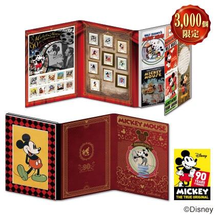スペシャルアートコレクション ミッキーマウス90周年
