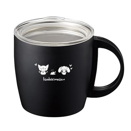 「森下来奈」 描き下ろしイラスト サーモマグカップ