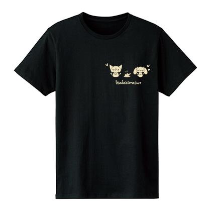 「森下来奈」 描き下ろしイラスト Tシャツ M