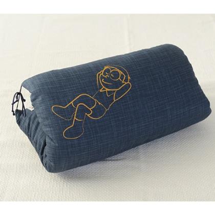のび太のお昼寝座布団 青