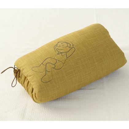 のび太のお昼寝座布団 黄