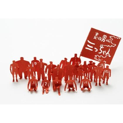 テラダモケイ スラムダンクセット 湘北高校編+山王工業高校編