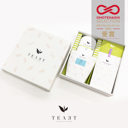 [TEAETギフト] 緑茶パウダー・緑茶ドリップ・緑茶ティーバッグ