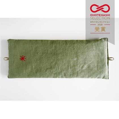 米ぬか温熱・冷感パッド 緑
