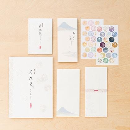 日本の伝統レターセット