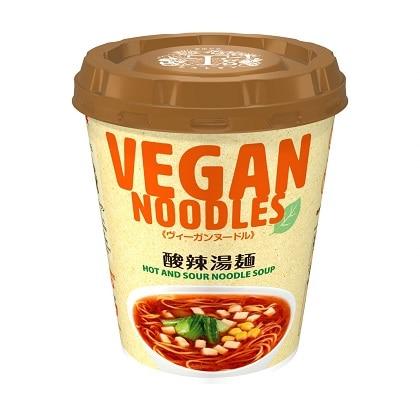 ヴィーガンヌードル(酸辣湯麺) 12食
