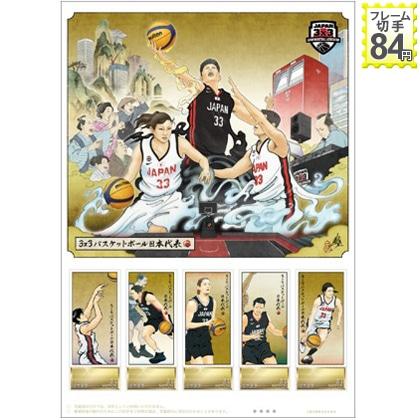 3×3バスケットボール日本代表