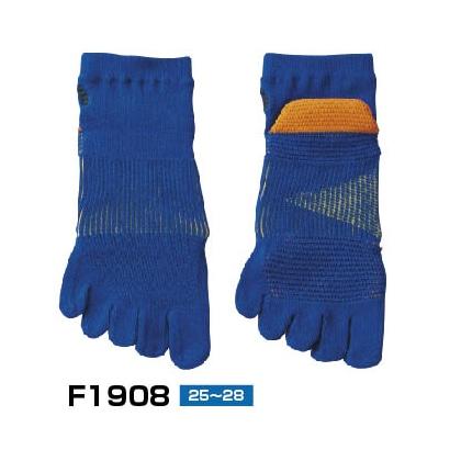 高機能ソックス ロイヤルブルー 25〜28�p F190815