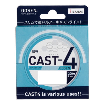 CAST4 200M 1(16LB) GL42010
