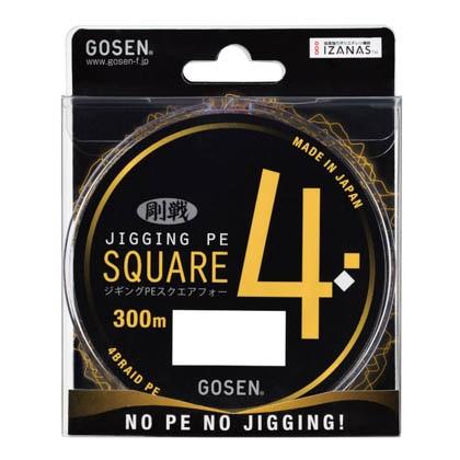 PESQUARE4 300m 55lb(5) GL433055