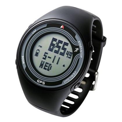 GPSランニングウォッチ Actino WT100 ブラック