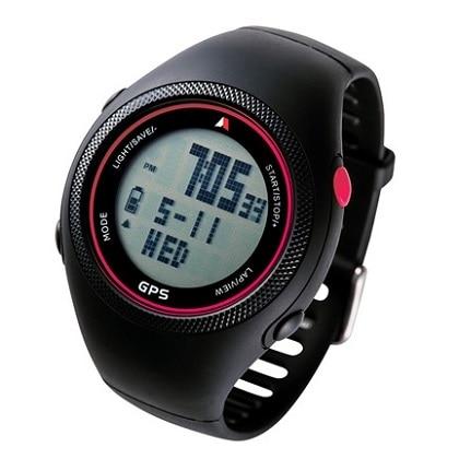 GPSランニングウォッチ Actino WT300 ヴァーミリオン